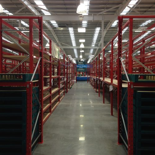 Storage Racking Design Certification